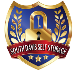 South Davis Self Storage Badge